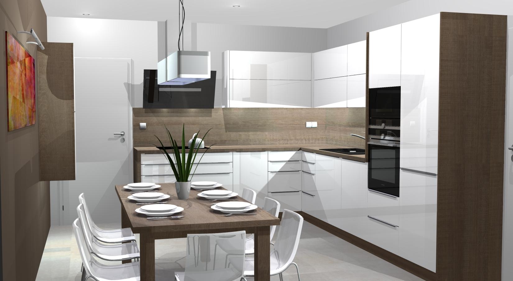 9a525e2f9508 3D Návrh kuchyně Nový Jičín